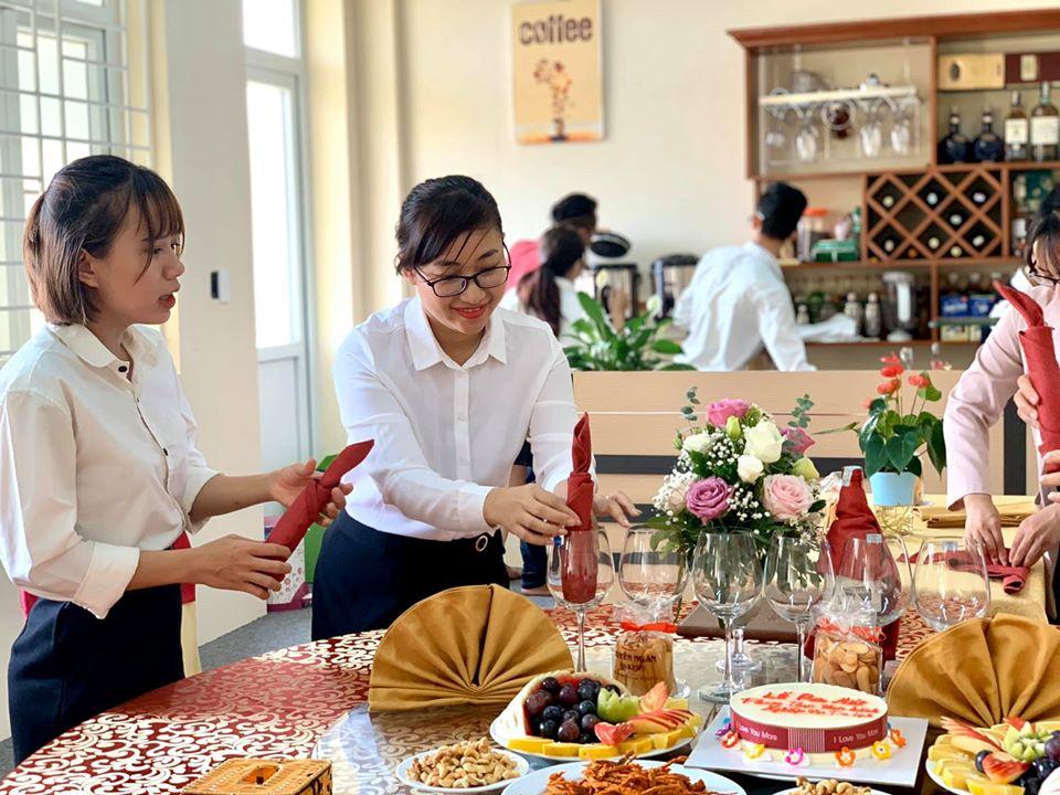 Khoa Khoa học Xã hội tổ chức lễ ra mắt phòng Thực hành  nghiệp vụ Du lịch